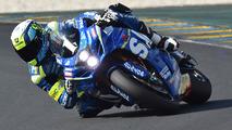 #1 Suzuki: Etienne Masson