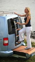 VW Caddy Topos Sail design concept