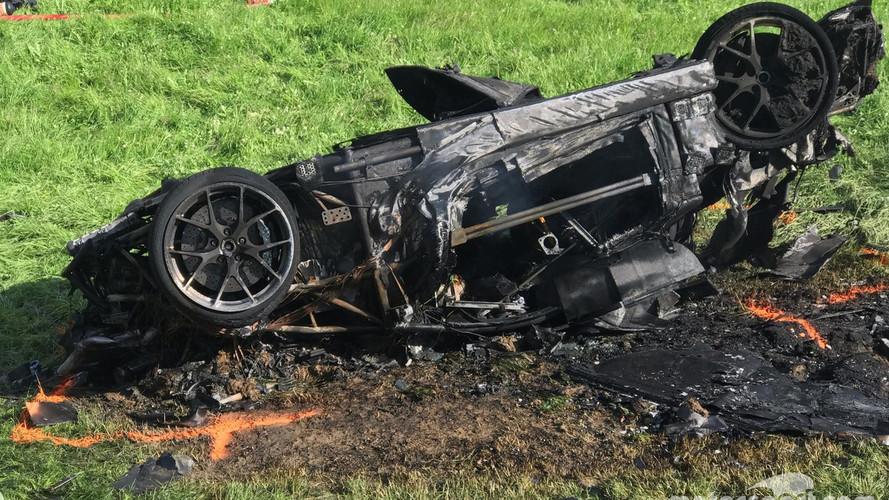Richard Hammond Grand Tour çekimlerinde kaza yaptı!