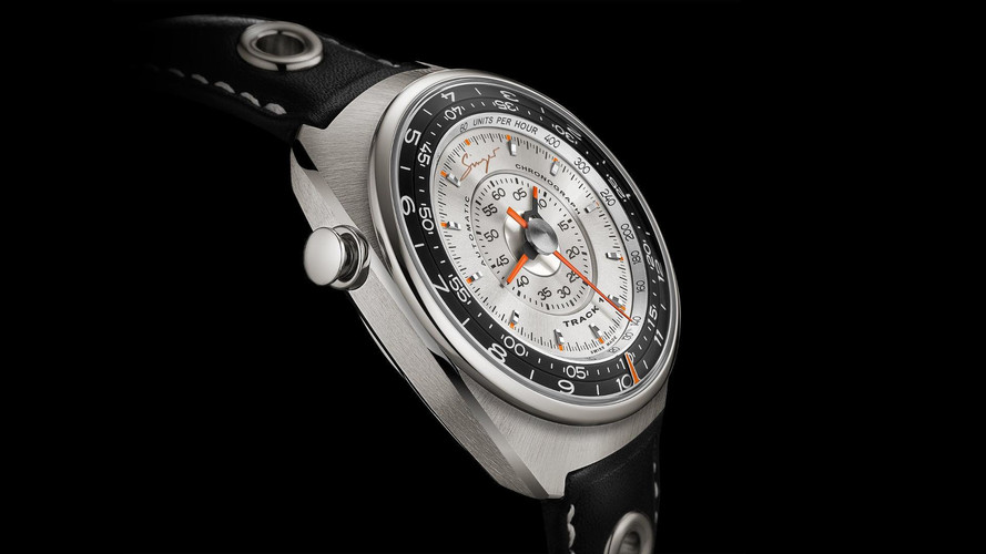 Singer Applies Automotive Know-How to Amazing Watch