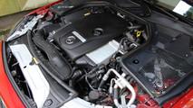 Mercedes-Benz C250 Coupé Teszt
