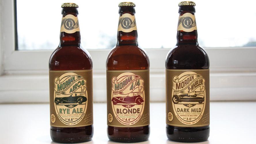 Morgan Motor Company Beers