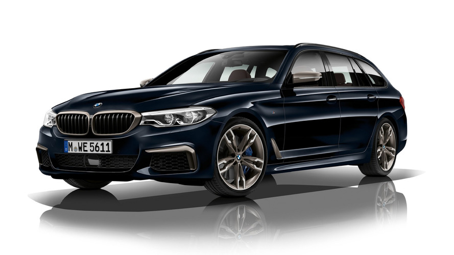 BMW M550d xDrive Has The World's Strongest Six-Cylinder Diesel
