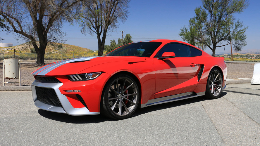 Zero to 60 Mustang GTT: First Drive