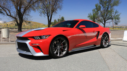 First Drive: Ford Mustang GT Modified By Zero To 60 Designs