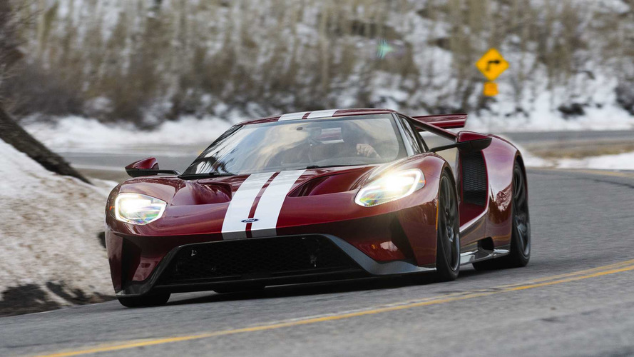 2017 Ford GT: First Drive | Motor1.com Photos
