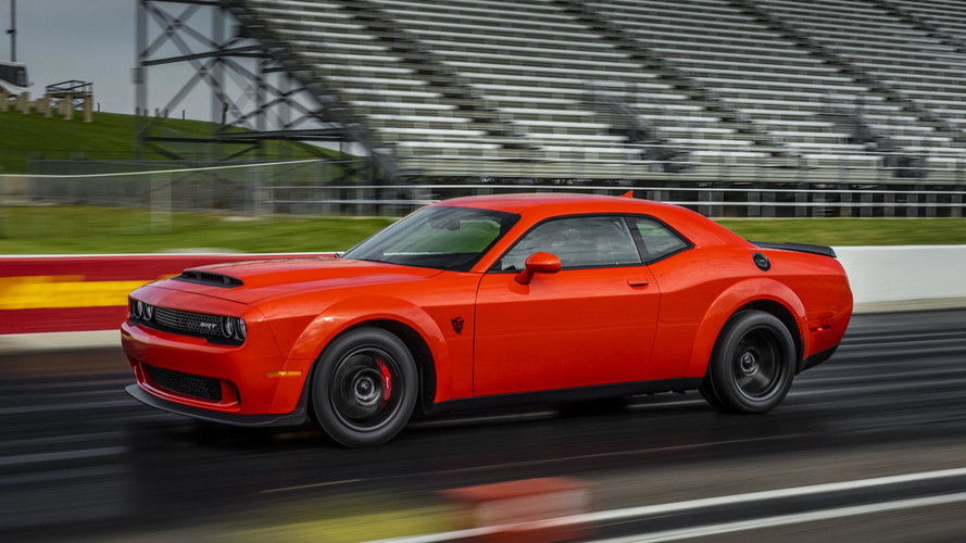 Dodge Challenger SRT Demon Won't Be Coming Back For 2019MY