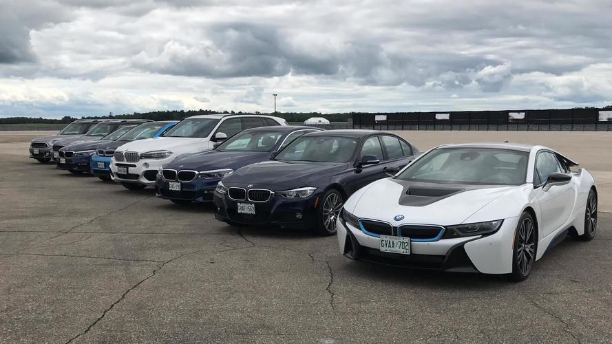 BMW: Hármas szintű önvezető rendszerrel érkezik az újabb elektromos crossover