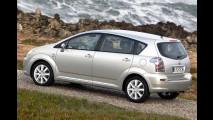 Toyota schafft Platz