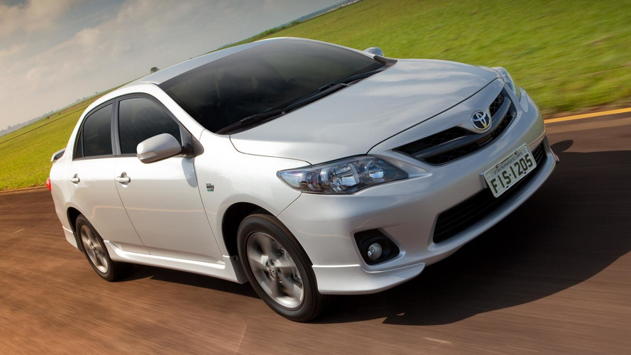 Recall: Toyota Corolla é convocado por montagem inadequada do airbag