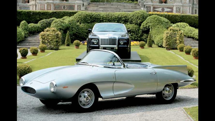 Concorso d´Eleganza 2004: Die schönsten Autos der Welt