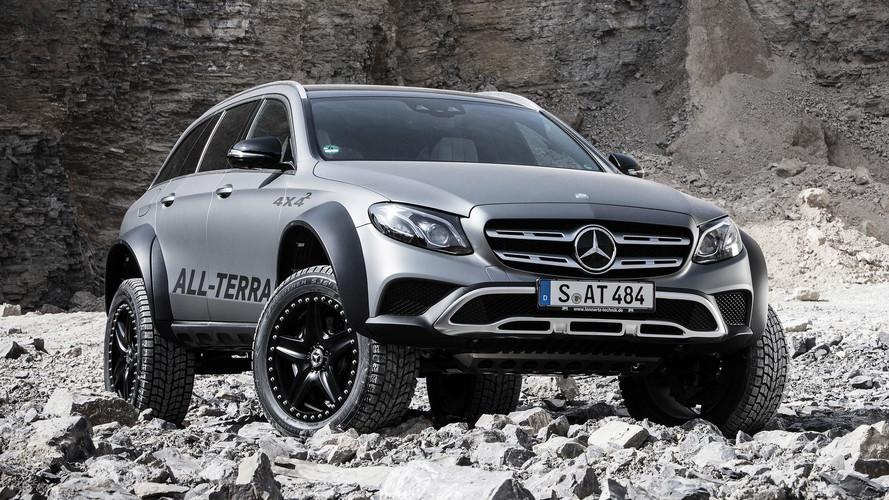 La Mercedes All-Terrain 4x4² pourrait aller en production !