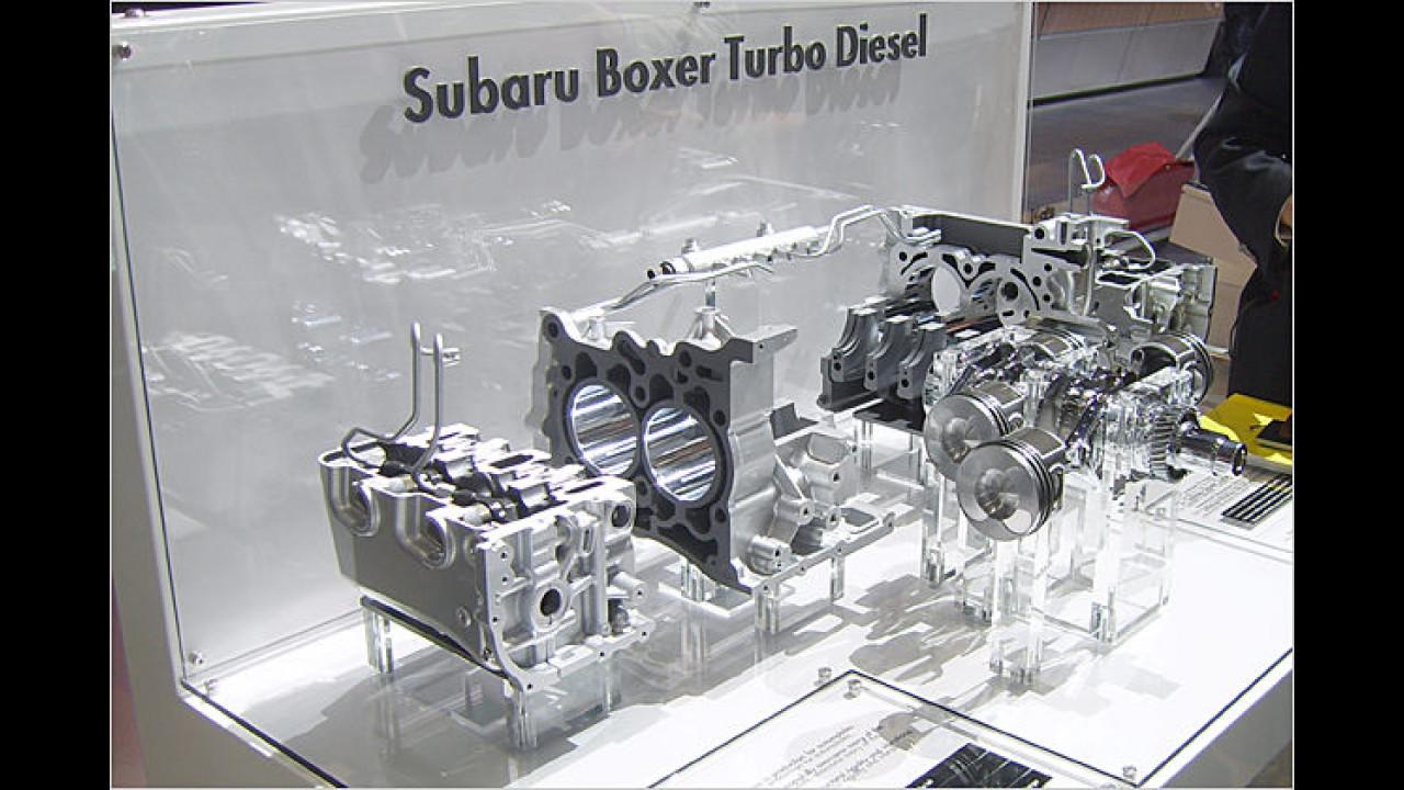 Subaru Boxerdiesel