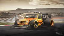 F1 Road Car Renderings