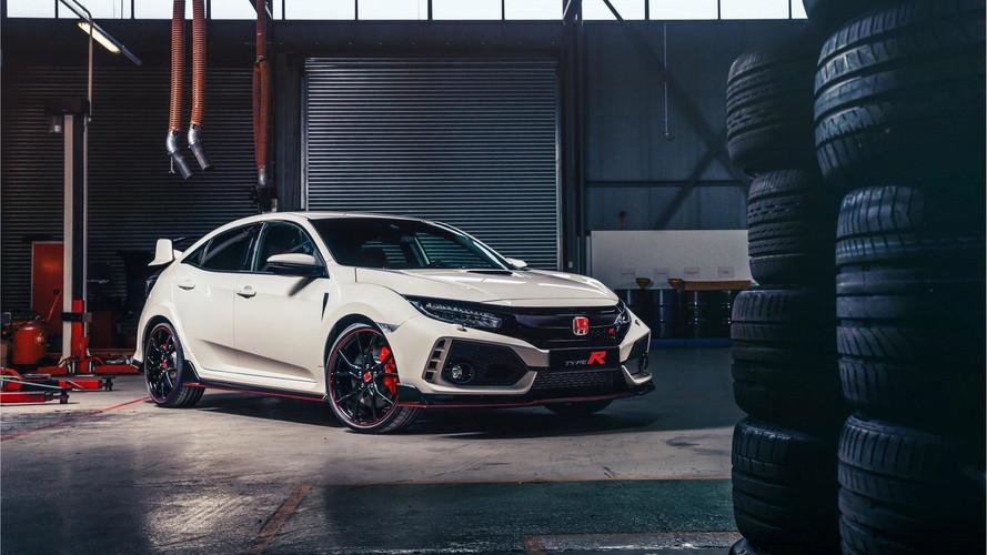 Cheaper 2018 Honda Civic Type R Listed In NHTSA Document