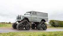 1958 Cuthbertson Land Rover
