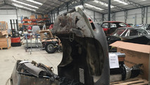Jaguar E-Type Restorasyon