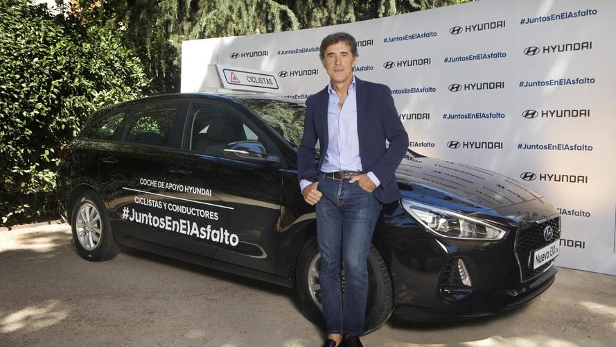 Hyundai cederá un coche de apoyo gratis a las peñas ciclistas