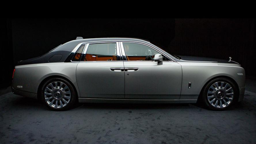 Une Rolls-Royce électrique pour plaire aux Chinois