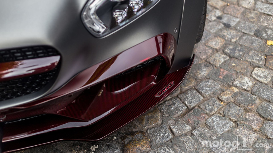 KVC - Mercedes-AMG GT Mansory