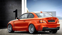 BMW 1-Series M Coupe rendered by Jon Sibal