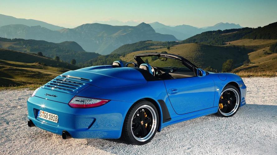 2011 Porsche 911 Speedster Revealed Video