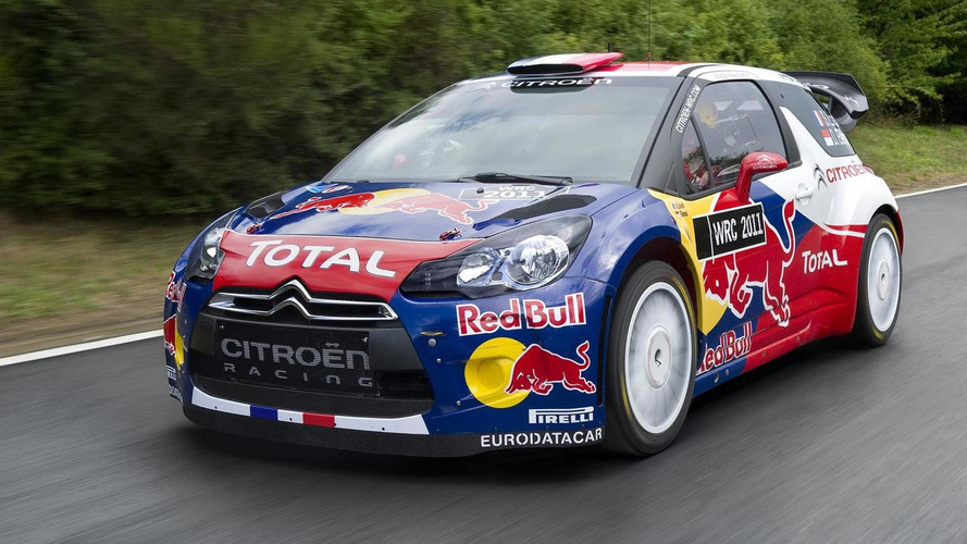 Citroen DS3 WRC officially unveiled