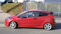 2012 Ford Fiesta ST spy photo