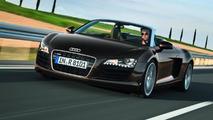 Audi R8 Spyder 4.2 FSI quattro 09.09.2010