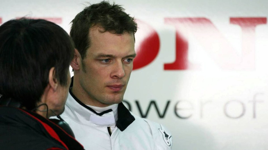 Wurz pulls out of running for USF1 seat
