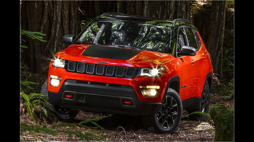 Jeep Compass: Erste Bilder
