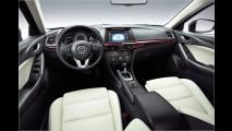 Mazda mit viel Platz da
