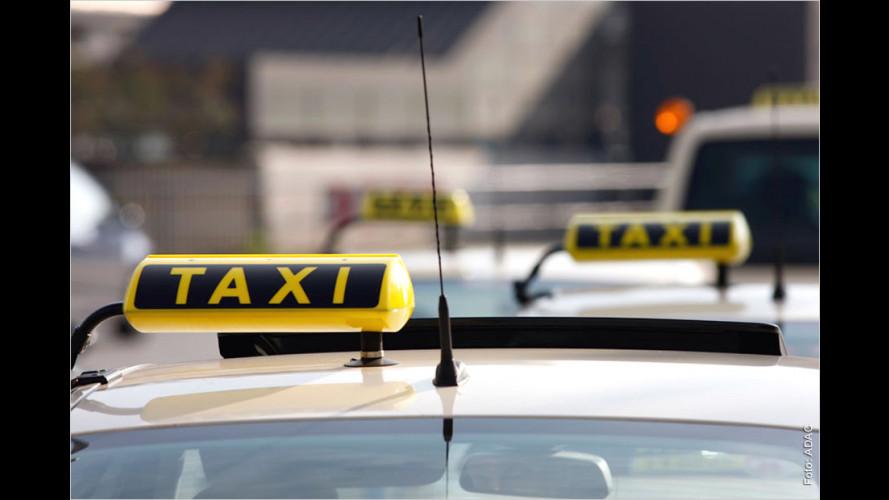 ADAC-Taxitest 2011: Hier gibt's die schlimmsten Fahrer