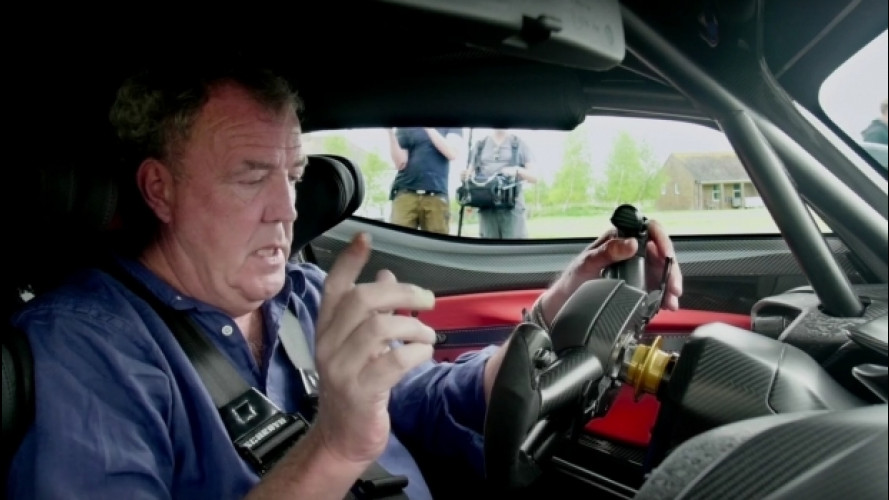 The Grand Tour dà i numeri dello show [VIDEO]