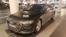 Fotos espía Audi S7 Sportback 2018