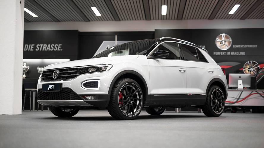 Az ABT már most gondoskodott a VW T-Roc vonzóbbá tételéről