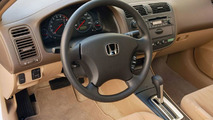 2005 Honda Civic GX Interior