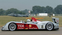 Le Mans Winning Audi  R10 TDI