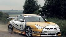 The Porsche 911 in Rally Sport
