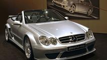 Mercedes-Benz CLK DTM AMG Cabriolet Revealed