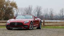 2018 Mercedes-AMG GT C Roadster: Review