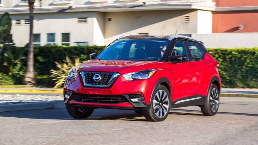 Nissan Kicks chega aos EUA pelo equivalente a R$ 64.621