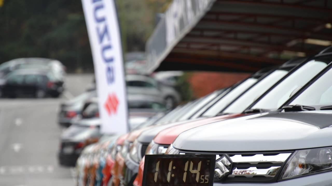 Suzuki Litros x Kilos