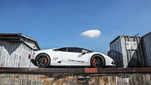 Lamborghini Huracan tricked out by VOS