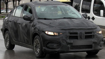 2016 Fiat Linea spy photo