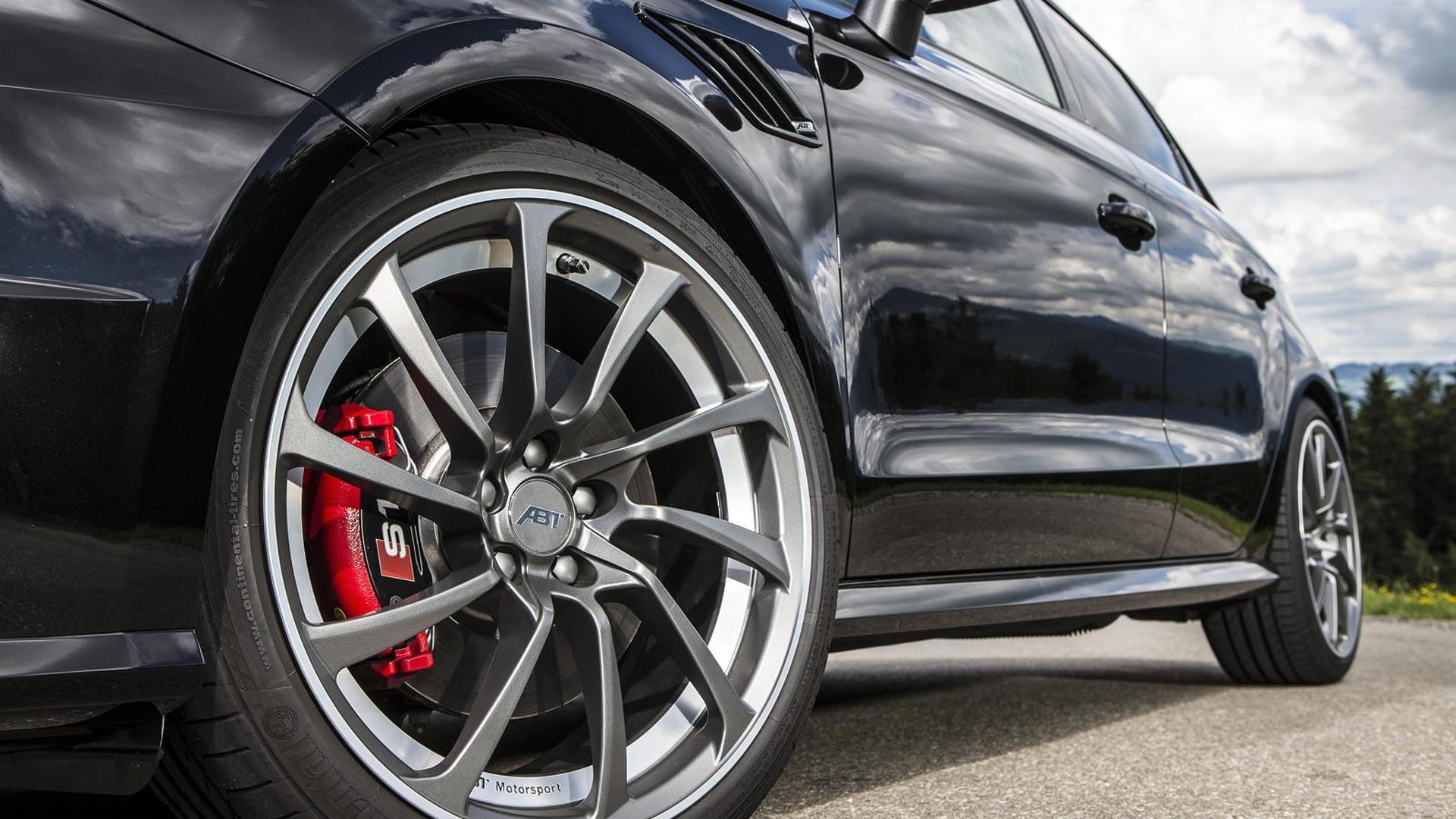 18-дюймовые колесные диски Audi S1. Тюнинг от ABT Sportsline