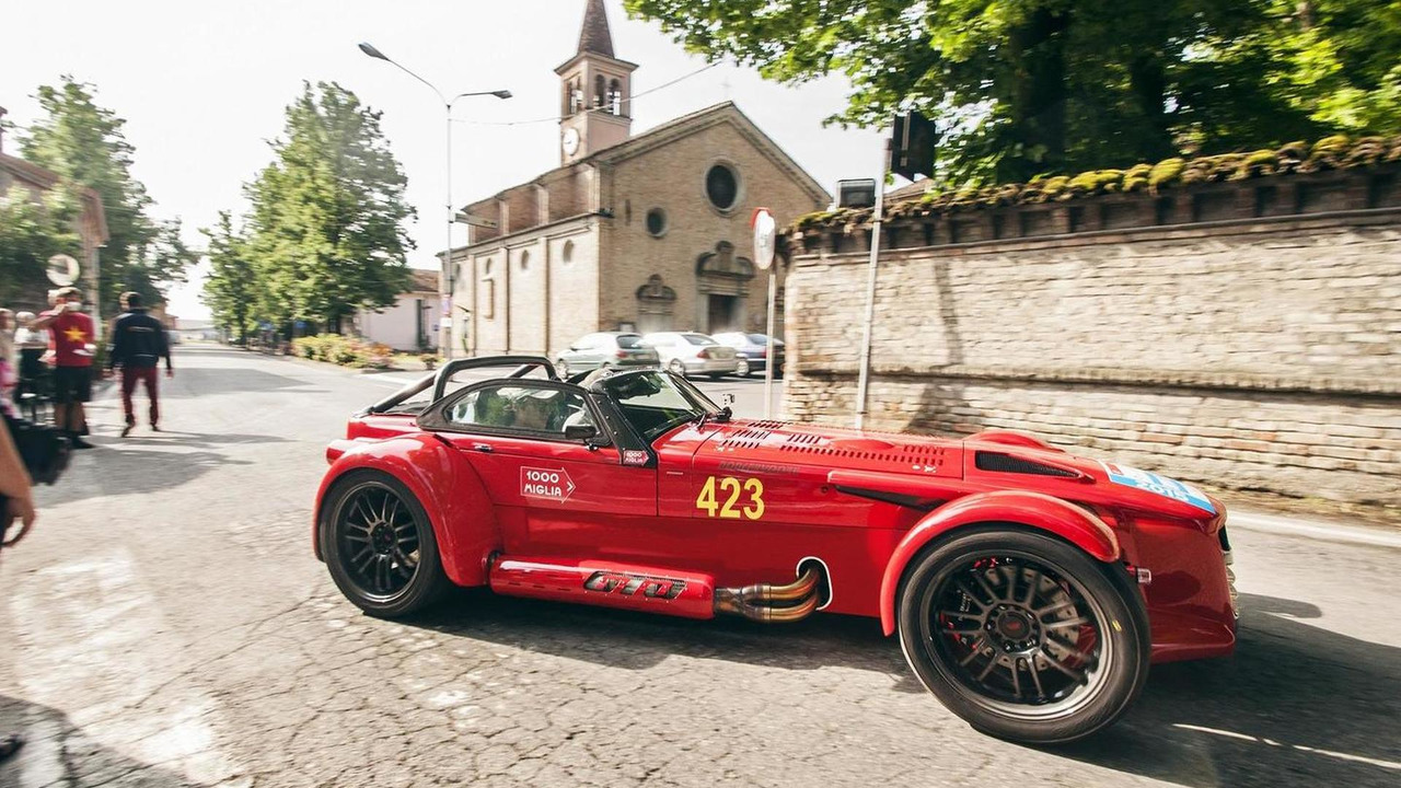 Donkervoort introduces D8 GTO 1000 Miglia Edition