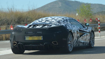 McLaren 570S / Sport Series spy photo