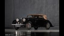 MG SA Tickford Drophead Coupe