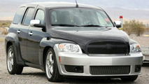2008 Chevy HHR SS Turbo Spy Photos